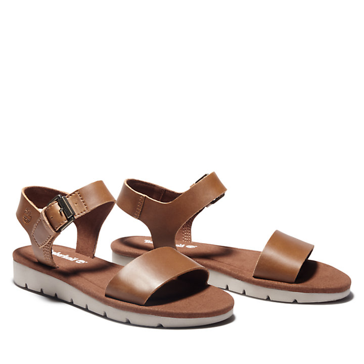 Lottie Lou Sandal for Women in Brown-