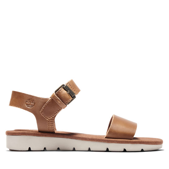 Lottie Lou Sandal for Women in Brown | Timberland