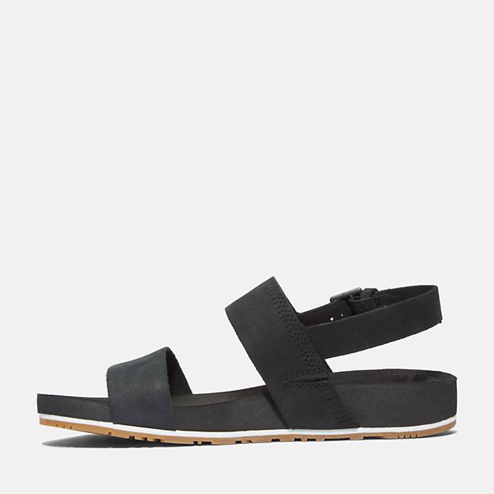 Malibu Waves Sandale für Damen in Schwarz-