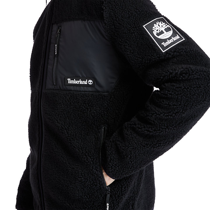 Outdoor Archive Fleece für Herren in Schwarz-