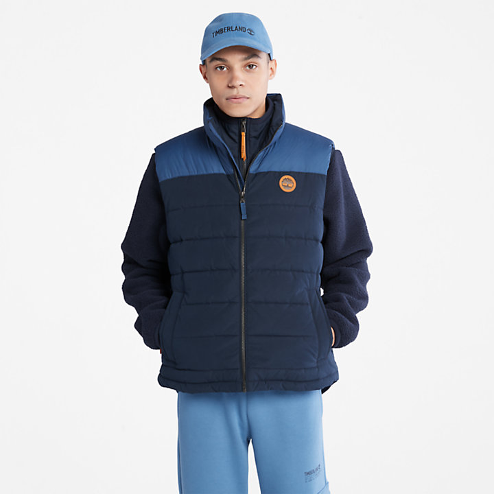 South Twin Gilet for Men in Navy-