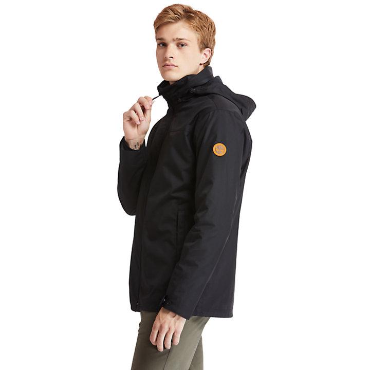 Mount Crescent 3-in-1 Jacket for Men in Black-