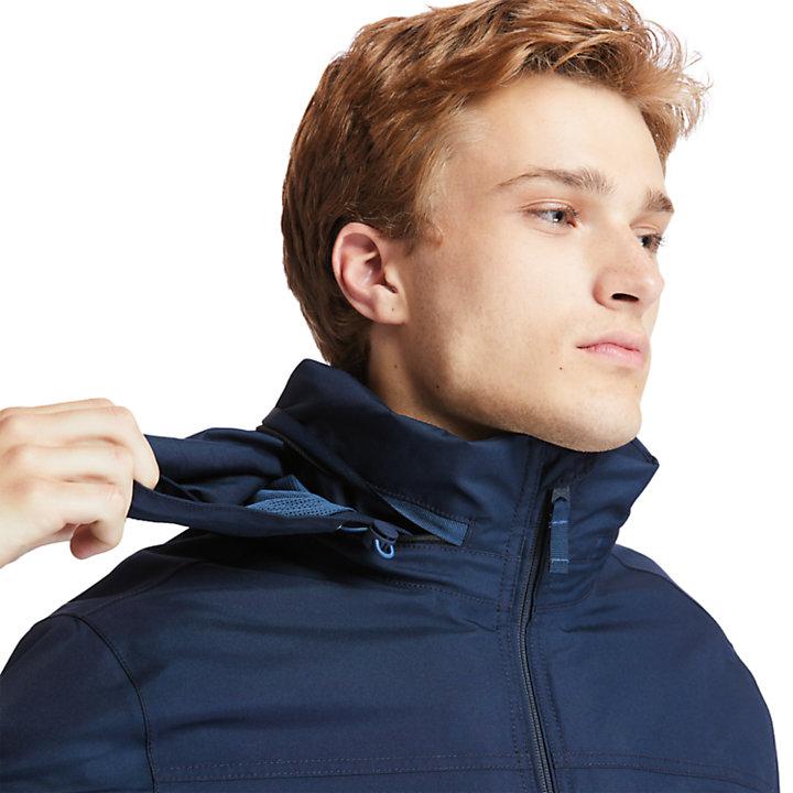 Mount Crescent 3-in-1 Jacket for Men in Navy-