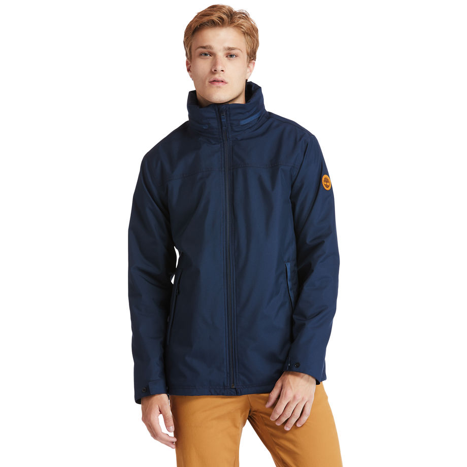 Timberland Mount Crescent 3-in-1 Jacket For Men In Navy Navy, Size XXL