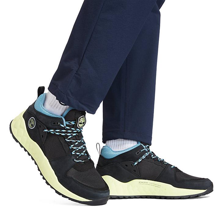 Solar Wave GreenStride™ Trainer for Men in Black-