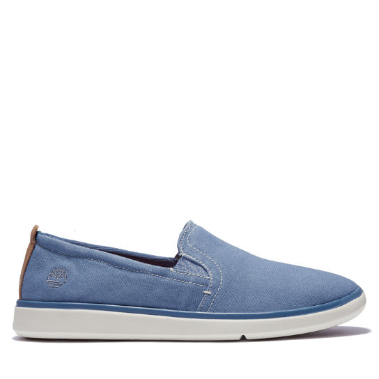 Gateway Pier Loafer for Men in Blue | Timberland