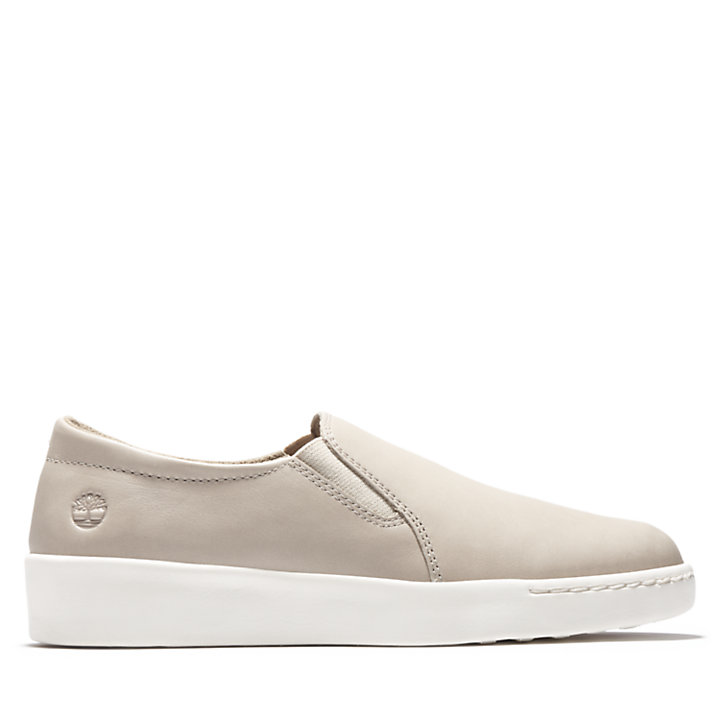 Scarpa Slip-On da Donna Teya in beige-