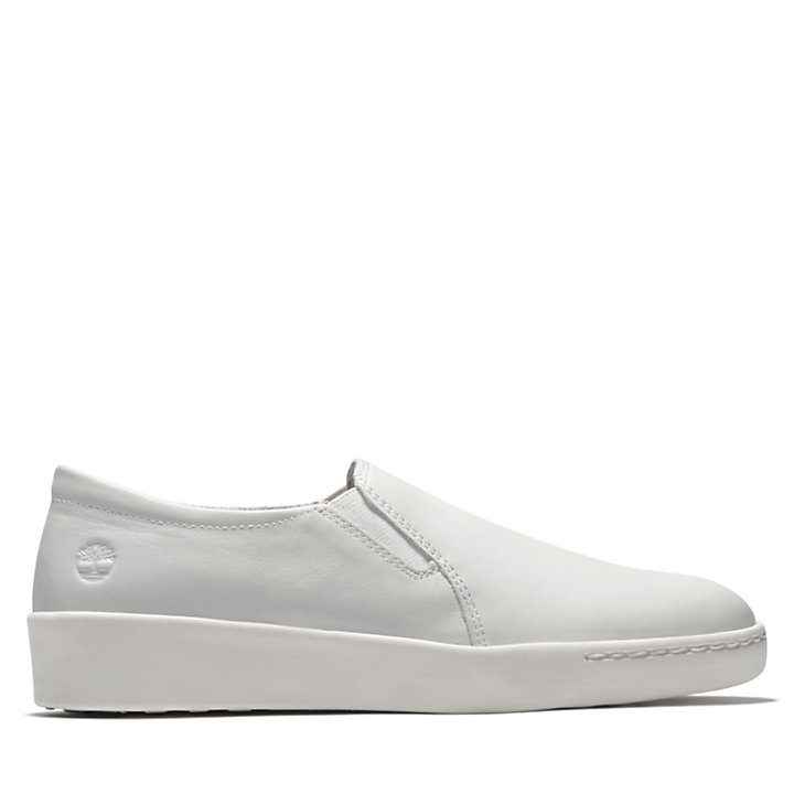 Teya Slip On Shoe for Women in White-