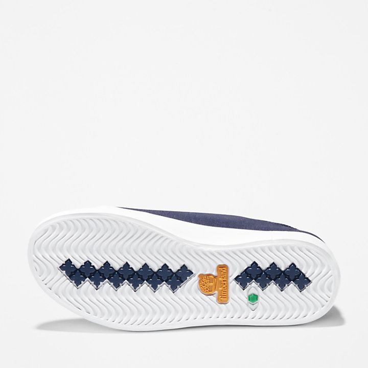 Newport Bay Strappy Oxford for Youth in Navy-