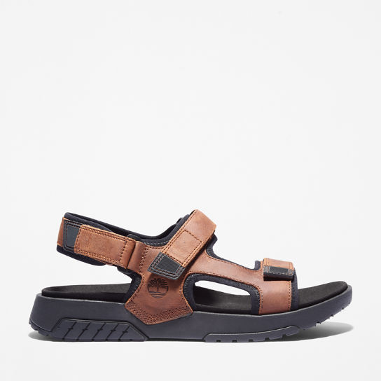 Anchor Watch Backstrap Sandal for Men in Brown | Timberland