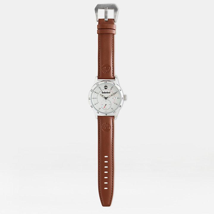 Boynton Armbanduhr für Herren in Creme/Gelbbraun-