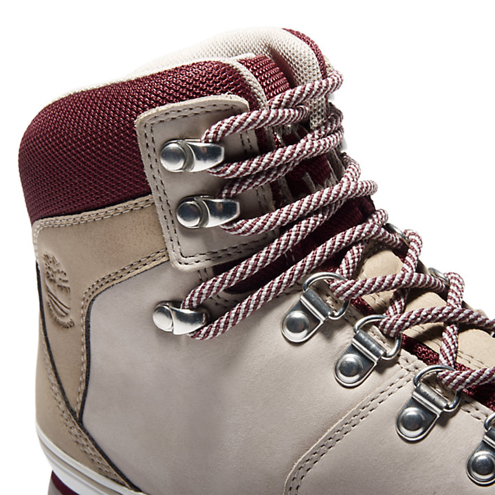 Euro Hiker Hiking Boot for Women in Beige-