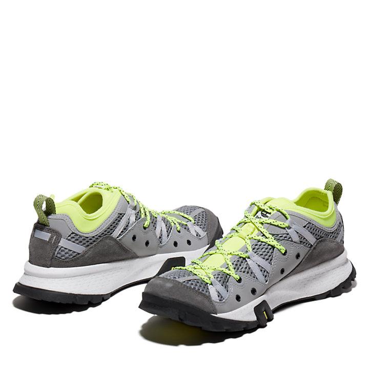 Garrison Trail Low Hiking Sneaker for Men in Grey-