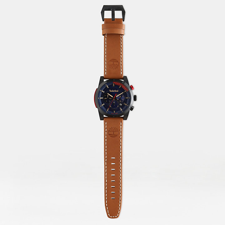 Sherbrook Watch for Men in Blue/Tan-