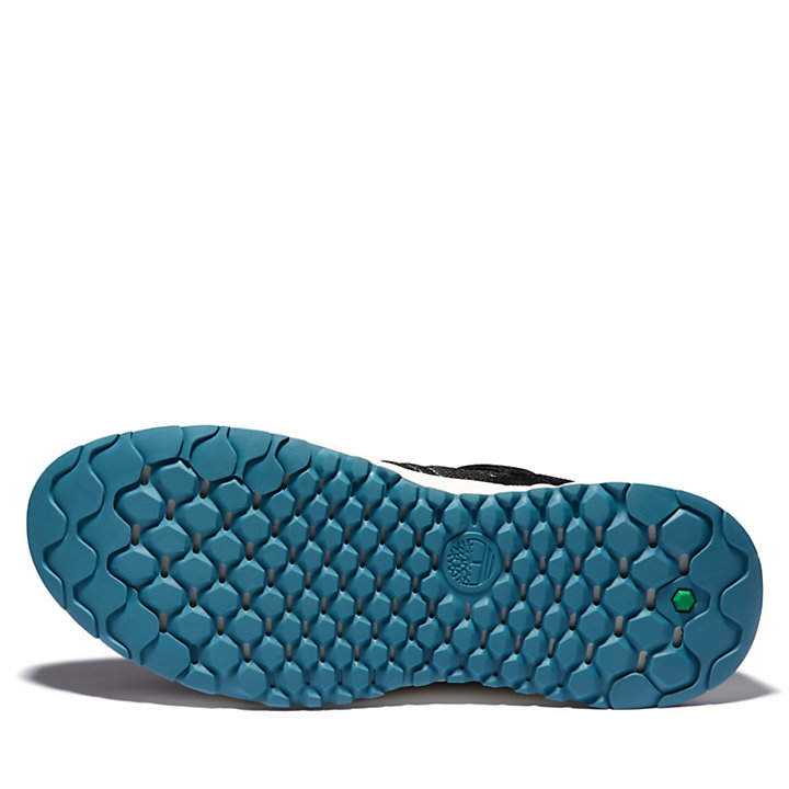 Zapatilla Baja Solar Wave para Mujer en color negro-