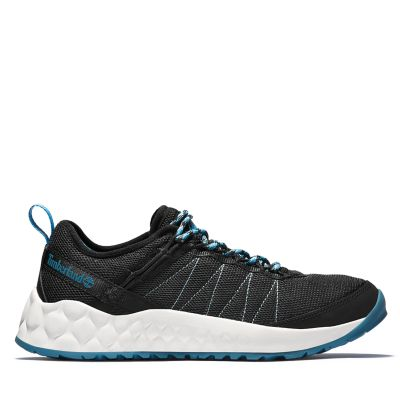 Solar+Wave+Low+Sneaker+for+Women+in+Black