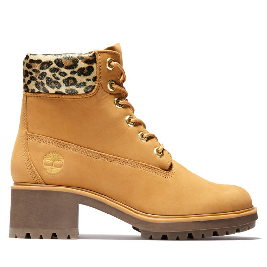 Kinsley 6 Inch Boot for Women in Yellow Print | Timberland