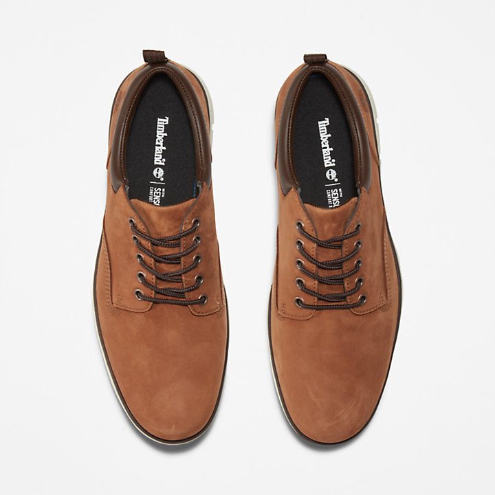 Bradstreet Leather Oxford for Men in Brown-