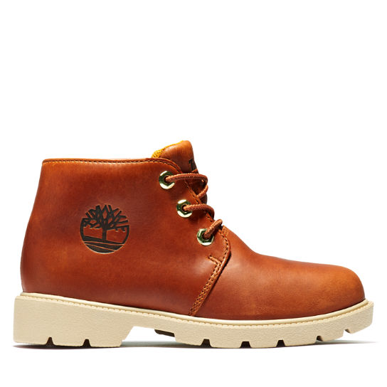 Newman Chukka for Youth in Brown | Timberland