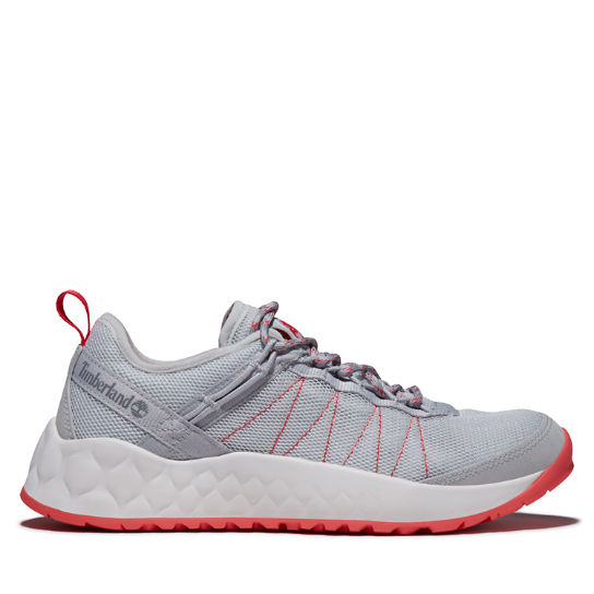 Solar Wave Low Sneaker for Women in Grey | Timberland