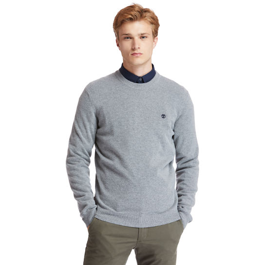 Cohas Brook Sweater for Men in Grey | Timberland