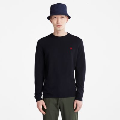 Cohas+Brook+Sweater+for+Men+in+Navy