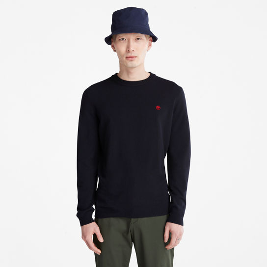 Cohas Brook Sweater for Men in Navy | Timberland