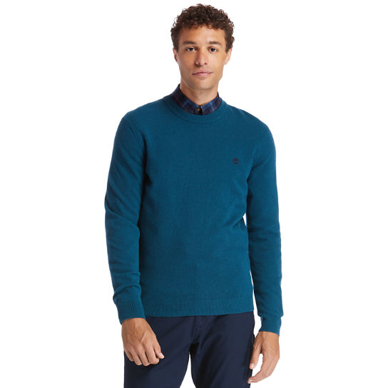 Cohas Brook Sweater for Men in Green | Timberland