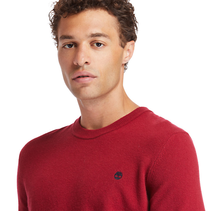 Cohas Brook Sweater for Men in Red-