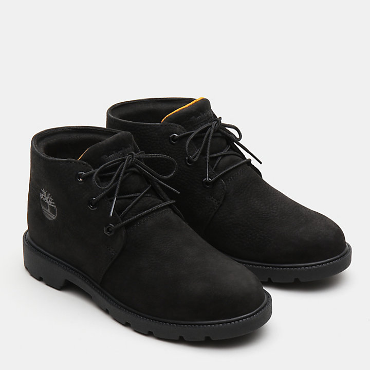 1973 Newman Chukka for Junior in Black-