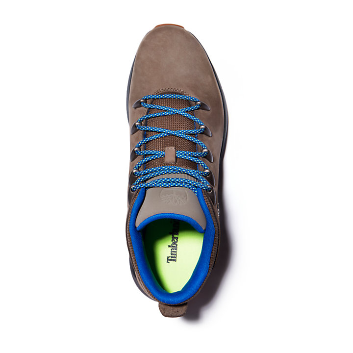 Sprint Trekker Mid Boot for Men in Brown-