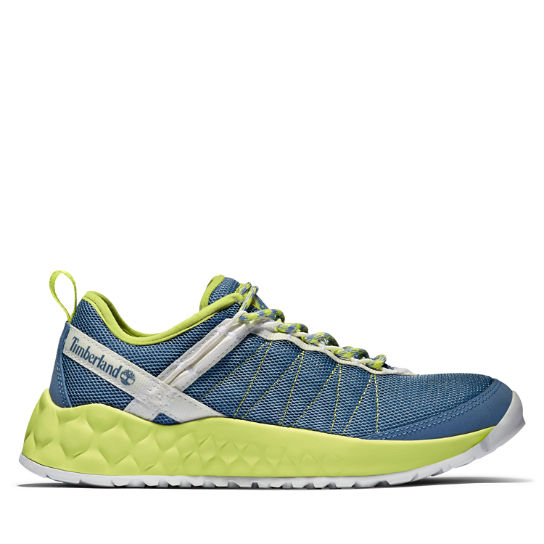 Solar Wave Low Sneaker for Women in Blue | Timberland