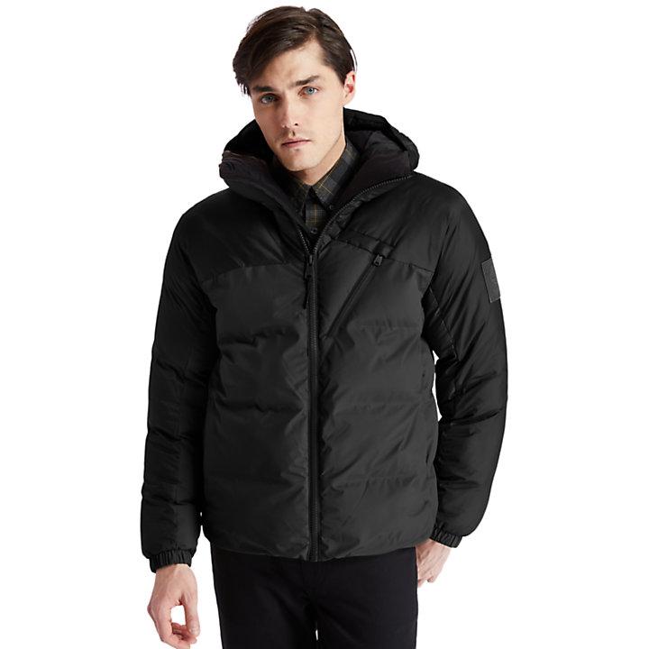 Giacca con Cappuccio da Uomo Neo Summit in colore nero-