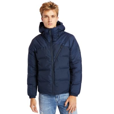 Neo+Summit+Hooded+Jacket+for+Men+in+Navy
