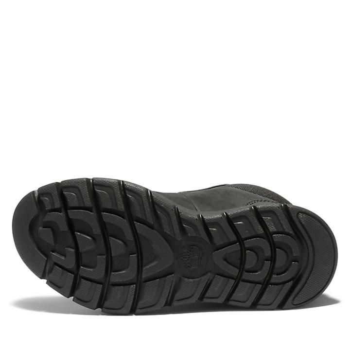 Basket montanteBoroughs Project pour enfant en noir-