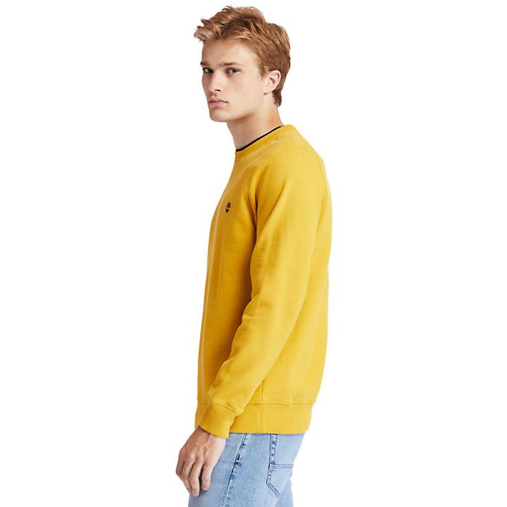 Exeter River Sweatshirt für Herren in Gelb-