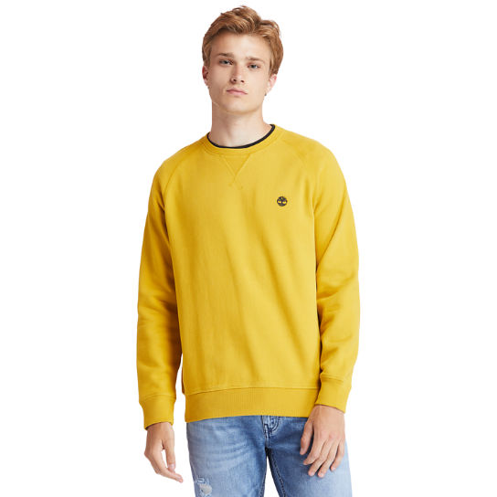 Sweat Exeter River pour homme en jaune | Timberland
