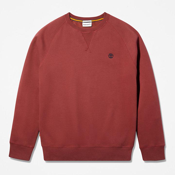 Exeter River Sweatshirt für Herren in Rot-