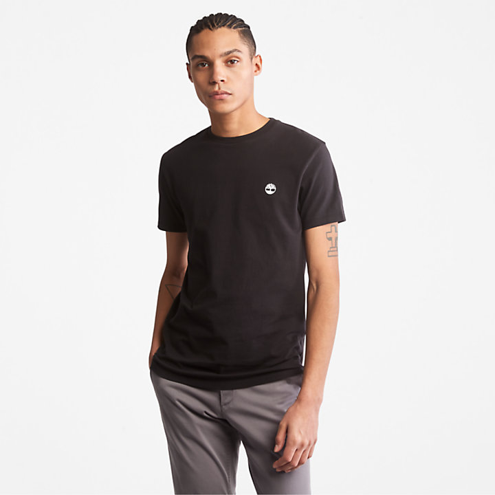 Three Pack Organic Cotton T-Shirts for Men in Multicoloured-