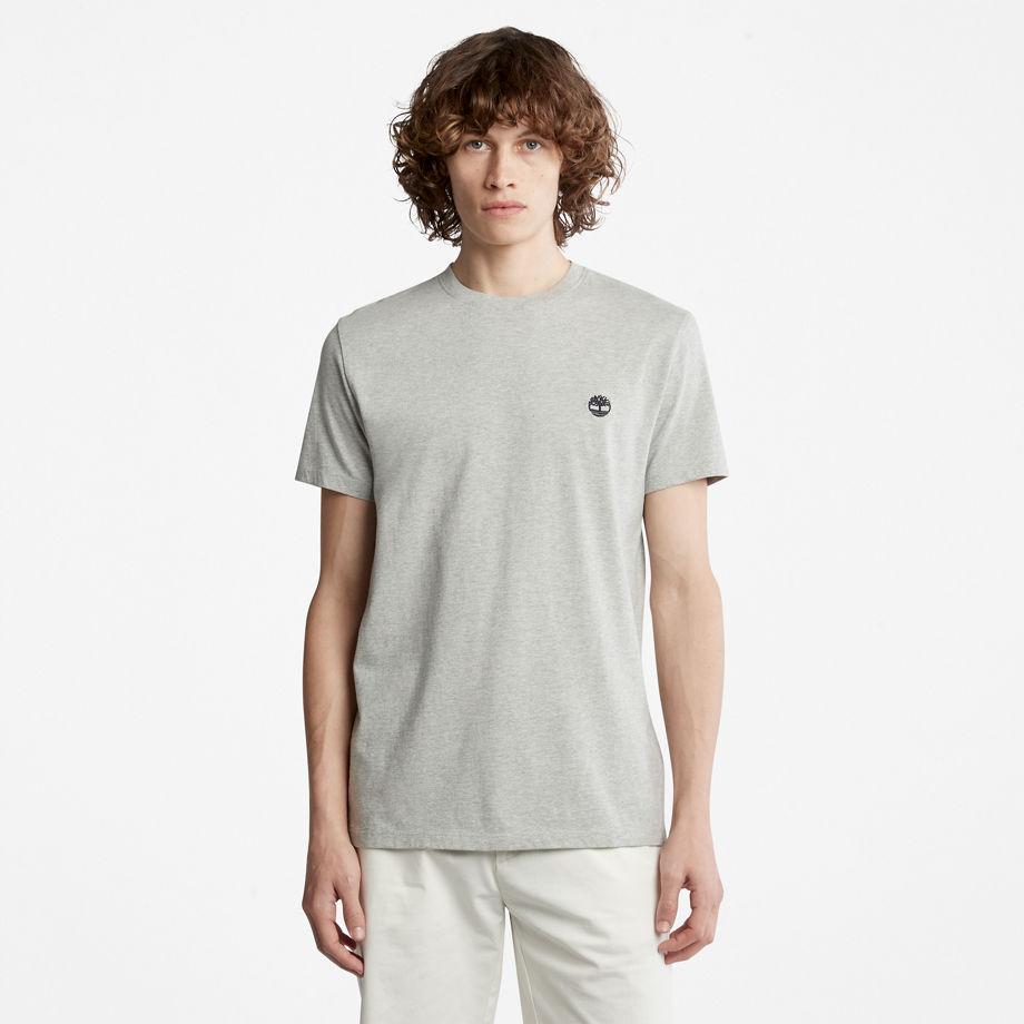 T-shirt À Col Rond Dunstan River En , Taille M - Timberland - Modalova