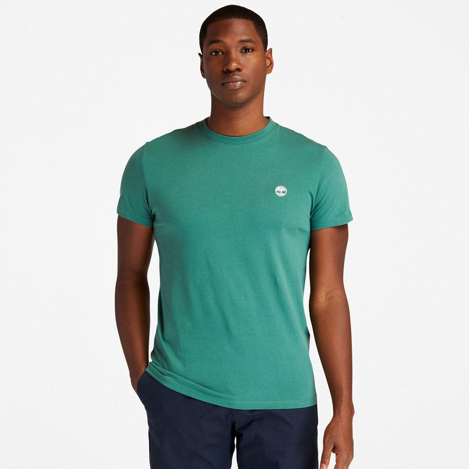 T-shirt À Col Rond Dunstan River En , Taille XL - Timberland - Modalova