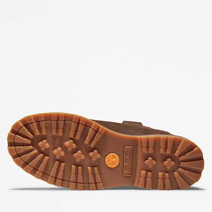 Courma Kid Pull-on Boot for Junior in Brown-
