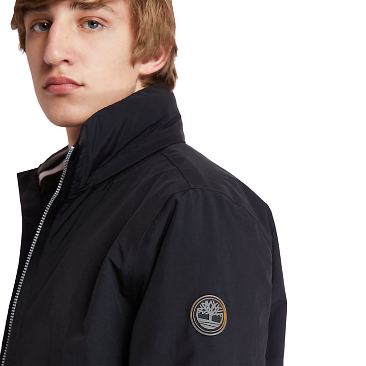Mt Lafayette Bomber Jacket for Men in Black-