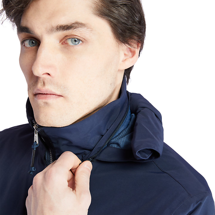 Mt Lafayette Bomber Jacket for Men in Navy-
