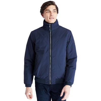 Mt+Lafayette+Bomber+Jacket+for+Men+in+Navy