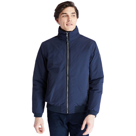 Mt Lafayette Bomber Jacket for Men in Navy | Timberland