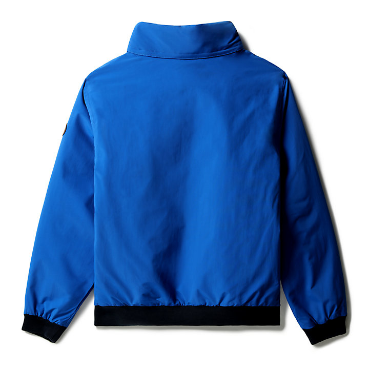Chaqueta Bomber Mt Lafayette para Hombre en azul-