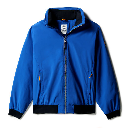 Mt Lafayette Bomber Jacket for Men in Blue | Timberland
