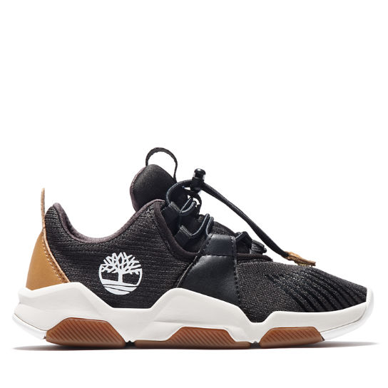 Earth Rally Sneaker for Youth in Black | Timberland