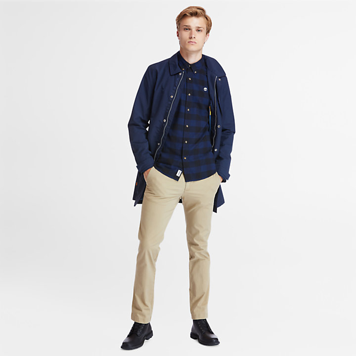 Mount Redington Jacket for Men in Navy-